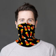 Multifunctional Headwear - Candy Corn Pattern RokBAND