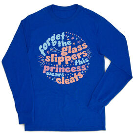 Tshirt Long Sleeve - Forget The Glass Slippers