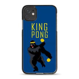 Ping Pong iPhone® Case - King Pong