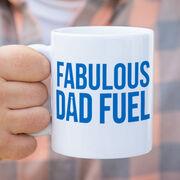 Personalized Coffee Mug - Custom Dad Fuel