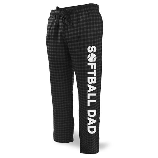Softball Lounge Pants Softball Dad
