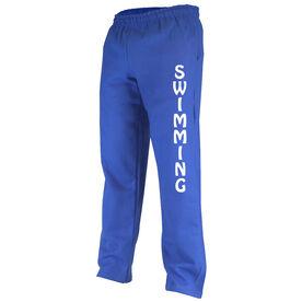 Swimming Fleece Sweatpants