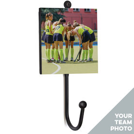 Field Hockey Medal Hook - Your Team Photo