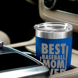 Baseball 20 oz. Double Insulated Tumbler - Best Mom Ever