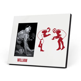 Wrestling Photo Frame - My Wrestler