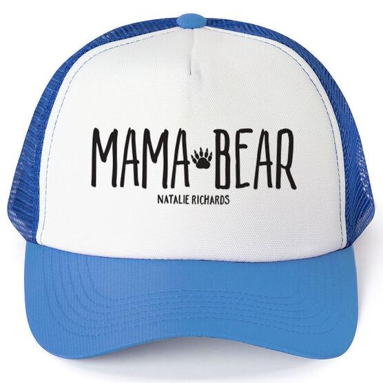 Personalized Trucker Hat - Mama Bear