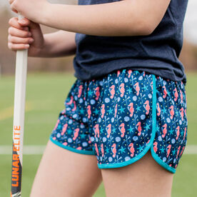 Seahorse Lacrosse Shorts