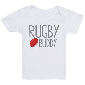 Rugby Baby T-Shirt - Rugby Buddy