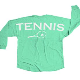 Tennis Statement Jersey Shirt Tennis