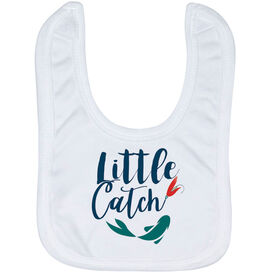 Fly Fishing Baby Bib - Little Catch