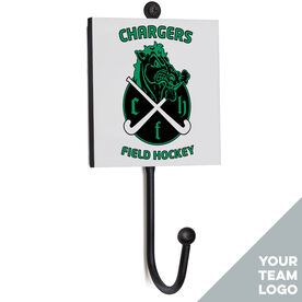 Field Hockey Medal Hook - Your Logo