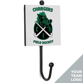 Field Hockey Medal Hook - Your Logo