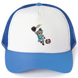 Seams Wild Baseball Trucker Hat - Pete Slop