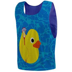 Guys Lacrosse Pinnie - Ducky Lacrosse