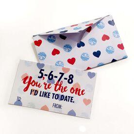 5-6-7-8 Cheer Valentine's Day Card