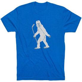 Hockey Short Sleeve T-Shirt - Yeti