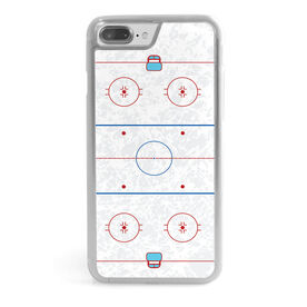 Hockey iPhone® Case - Ice Hockey Rink
