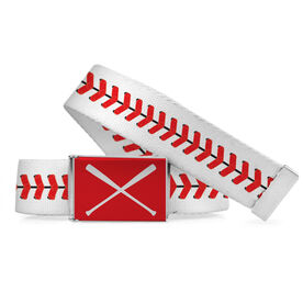 Baseball Lifestyle Belt Illustrated Stitches