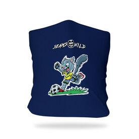 Seams Wild Soccer Multifunctional Headwear - Scratch RokBAND