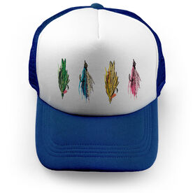 Fly Fishing Trucker Hat - All Stocked Up
