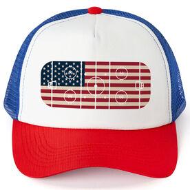 Hockey Trucker Hat - American Rink