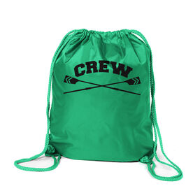 Crew Crossed Oars - Sport Pack Cinch Sack