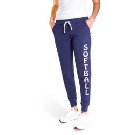 Softball Women's Joggers - Softball