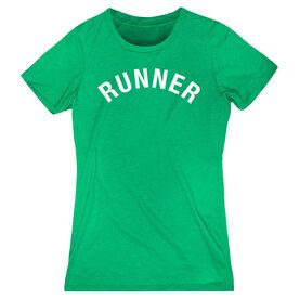 Women's Everyday Runners Tee - Runner Arc