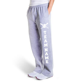 Basketball Fleece Sweatpants - Team & Number