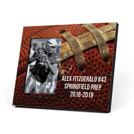 Football Photo Frame - Giant Football