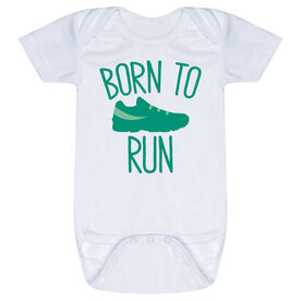Running Baby One-Piece - Born To Run