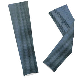 Fly Fishing Printed Arm Sleeves Bonefish Scales