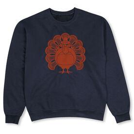 Guys Lacrosse Crew Neck Sweatshirt - Guys Lacrosse Turkey