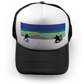 Hockey Trucker Hat - Pond Hockey