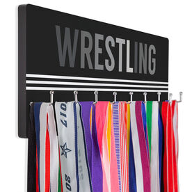 Wrestling Hook Board Wrestling Word