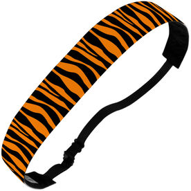 Athletic Julibands No-Slip Headbands - Tiger Stripes