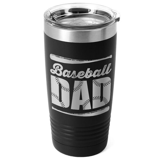 Baseball 20 oz. Double Insulated Tumbler - Dad