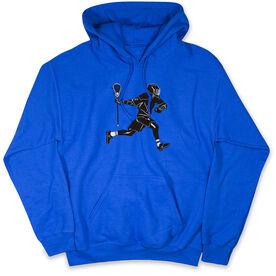 Guys Lacrosse Standard Sweatshirt - Lax Player
