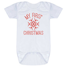 Baby One-Piece - My First Christmas