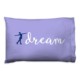 Figure Skating Pillowcase - Dream