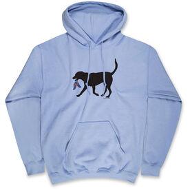 Running Standard Sweatshirt Rex the Running Dog
