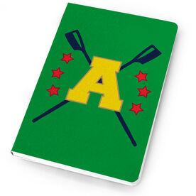 Crew Notebook Custom Team Logo