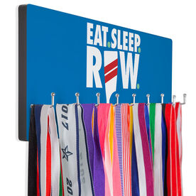Crew Hooked on Medals Hanger - Eat Sleep Row