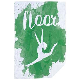 Gymnastics Premium Blanket - Floor