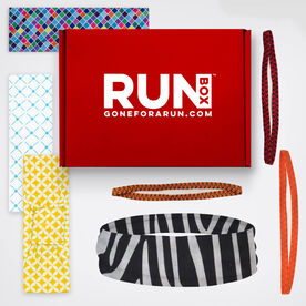 RUNBOX™ Gift Set - Crazy For Headbands
