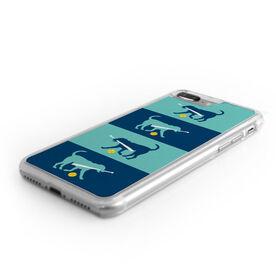 Softball iPhone® Case - Dog Fan