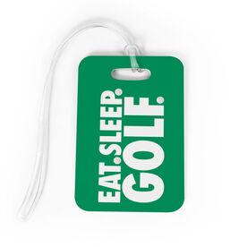 Golf Bag/Luggage Tag - Eat Sleep Golf