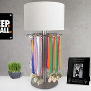Basketball Tabletop Medal Display Lamp