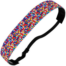General Sports Julibands No-Slip Headbands - Primary Prism