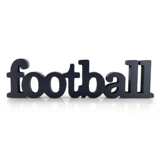 Football Wood Words